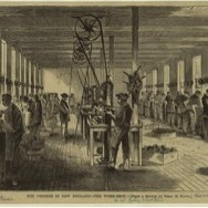 Sampson workshop – 1870 Harpers Weekly NY Public Library