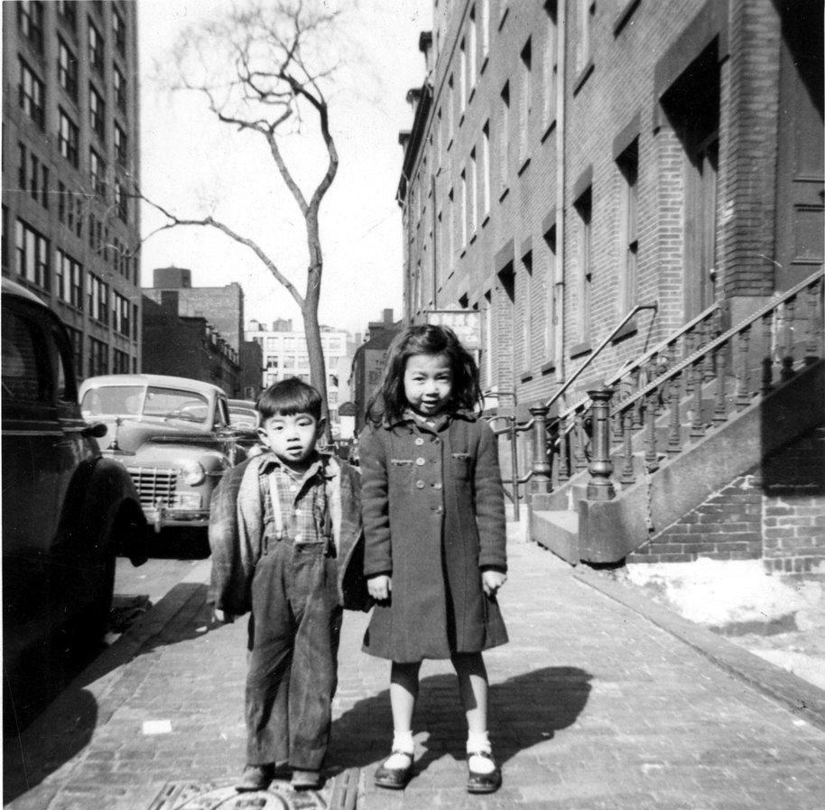 7. Reggie and Caroline Chang