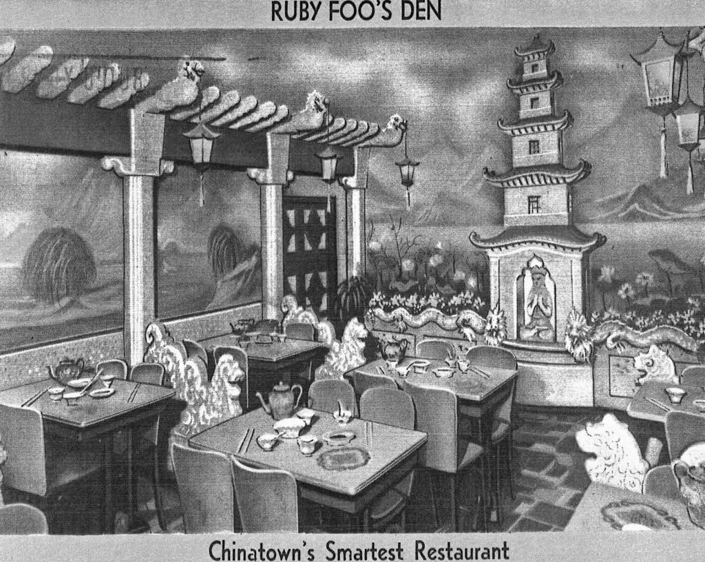 16. Ruby Foo's Den