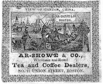 Advertisement for Ar-Showe & Company