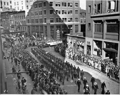 2. Veterans Day CHSNE Photo