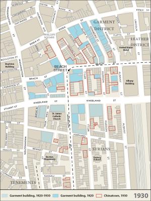 1930 – Beehive Map